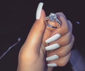 inspiration, engagement ring, and tumblr inspo image