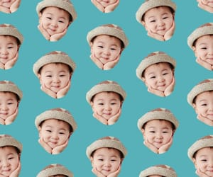 the return of superman, song minguk, and song triplets image
