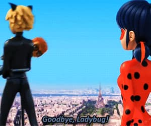 Adrien, Chat Noir, and gif image