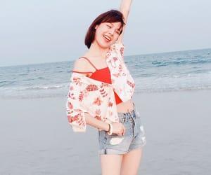 beach, sea, and thai image