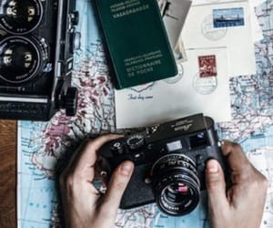 travel, camera, and photography image