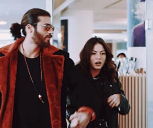 gif, turkish drama, and demet ozdemir image