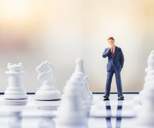 chess, background, and man image