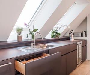 attic, home, and interior image