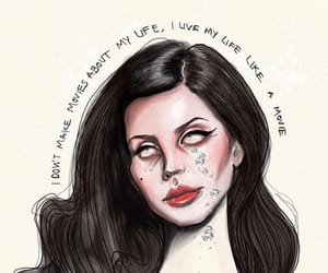 quotes, art, and lana del rey image