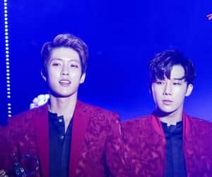 boys, infinite, and kpop image