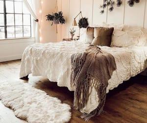 bedroom decor, plants, and room inspiration image