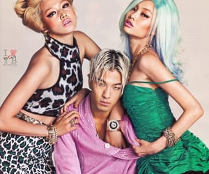 bb, big bang, and taeyang image