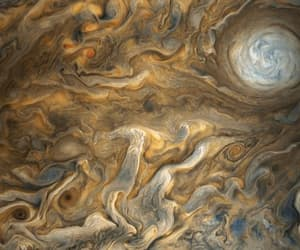 jupiter and planet image