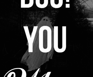 whore, ghost, and boo image