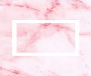 pink, wallpaper, and marble image