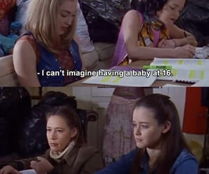 gilmore girls, funny, and quotes image
