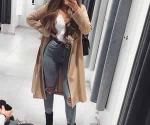 clothes, fashion, and iphone image
