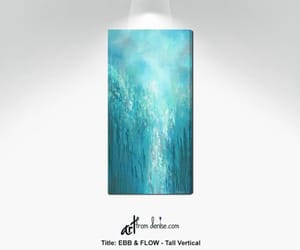 etsy, turquoiseblue, and teal and gray image