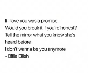 i miss you, love quotes, and promise image