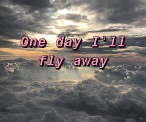 away, free, and quote image