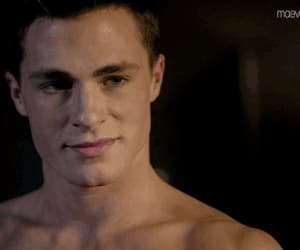 abs, crush, and colton haynes image
