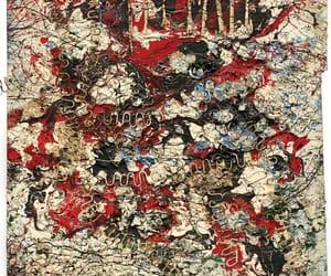 contemporary art, Mixed Media Art, and american visual artist image