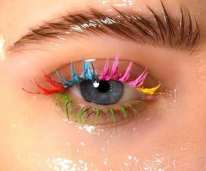 makeup, eye, and brows image