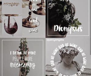 dionysus, edit, and aesthetic image