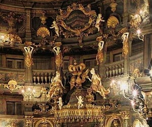 germany, bavaria, and margravial opera house image