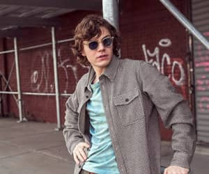 evan peters, handsome, and Hot image
