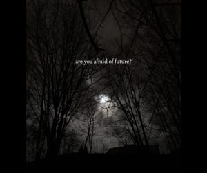 black, dark, and deep image