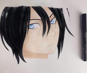 anime, dessin, and aragato image