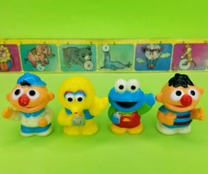 80s, 90s, and cookie monster image