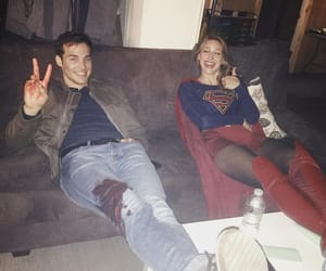 Supergirl and melwood image