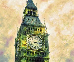 amazing, art, and Big Ben image