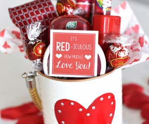 food, love, and gifts image