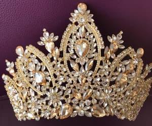 etsy, tiaras, and wedding tiara image