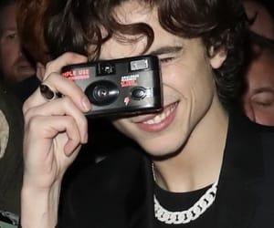 beautiful boy, camera, and cute boy image