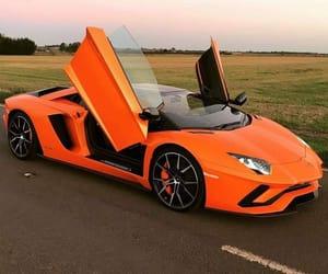 car, glamour, and Lamborghini image