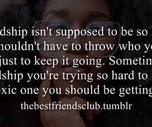 advice, best friends, and friendship image