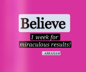 Abraham, believe, and fun image