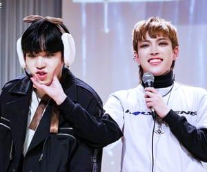 yunho, hongjoong, and ateez image