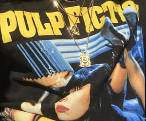 fashion and pulp fiction image