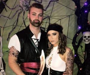boyfriend, hailiescott, and costume image