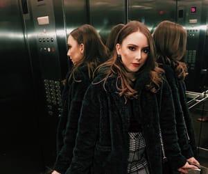 beautiful, hailiescott, and elevator image