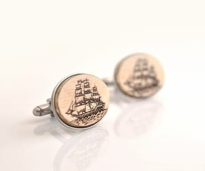 accessories, boat, and cufflinks image