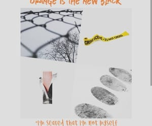 aesthetic, edit, and orange is the new black image