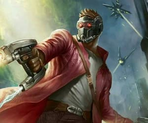 Marvel, star lord, and peter quill image