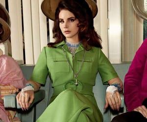gucci, fashion, and lana del rey image