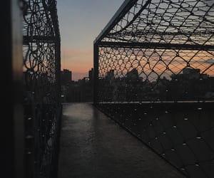 atardecer, city, and ciudad image