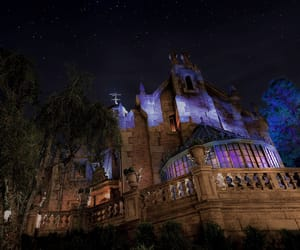 disney, Walt Disney World, and the haunted mansion image