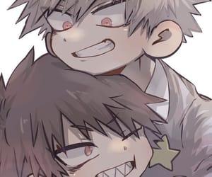 anime, kirishima, and my hero academia image