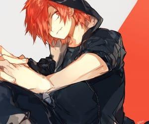 anime, boku no hero academia, and kirishima eijiro image