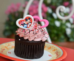 cupcake, disney, and sweet image